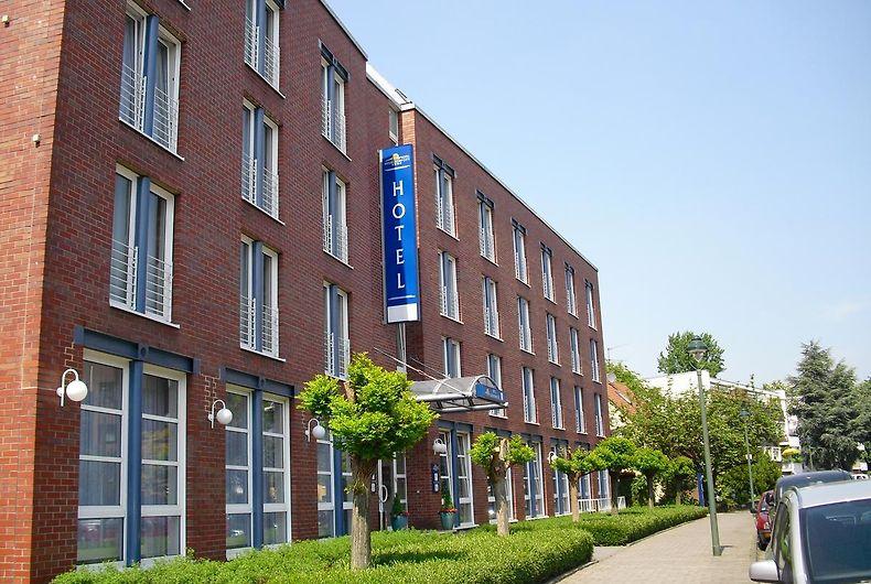 Hk Hotel Dusseldorf City Dusseldorf
